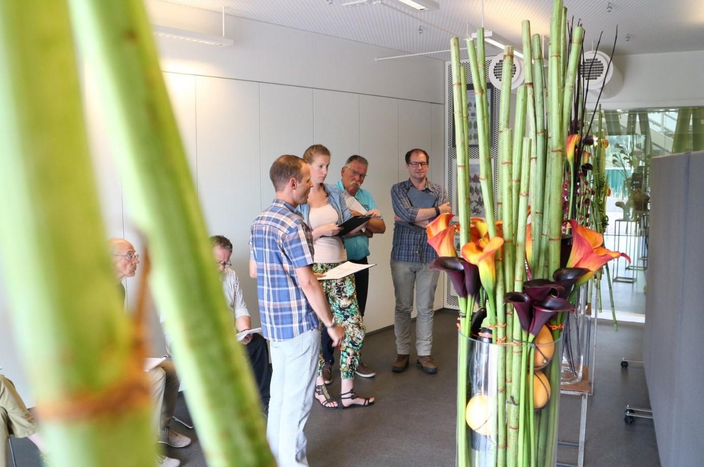 Florint Judges Certification Bears Fruit 12 Dutch Florists