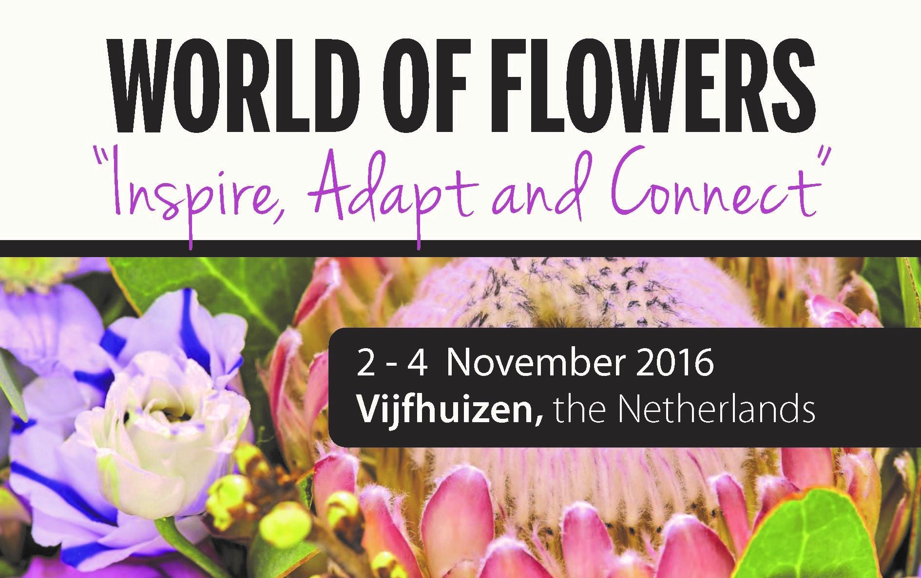 World of Flowers 2016