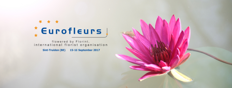 Mere months until Eurofleurs 2017 – the European Championship for Young Florists!