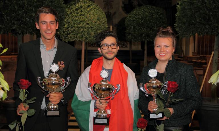 Hungary triumphs, again! The talented Gábor Nagy claims victory at sparkling Eurofleurs 2017