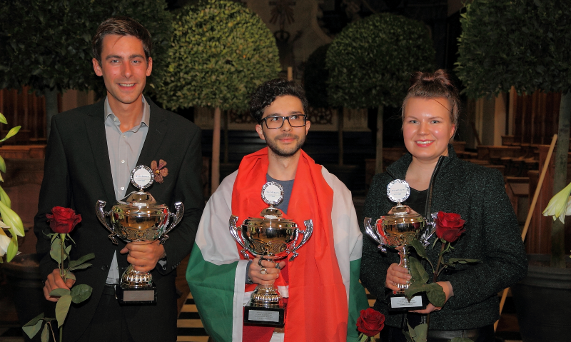 Hungary triumphs, again! The talented Gábor Nagy claims victory at sparkling Eurofleurs 2017