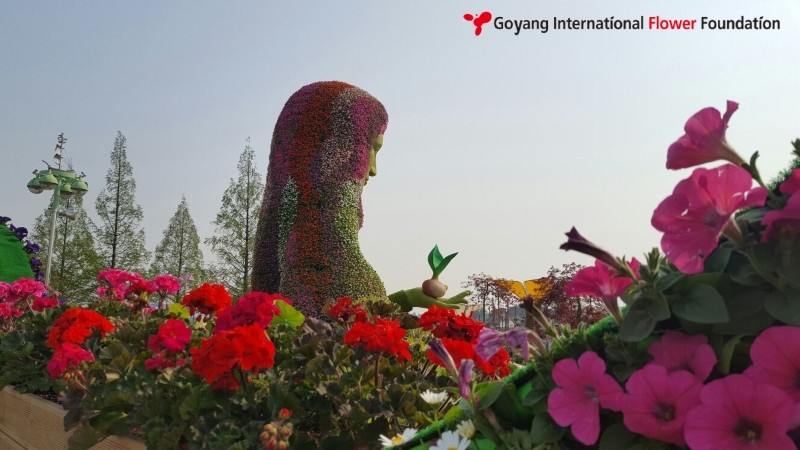 Florint partners with Korea's Goyang International Flower Foundation!