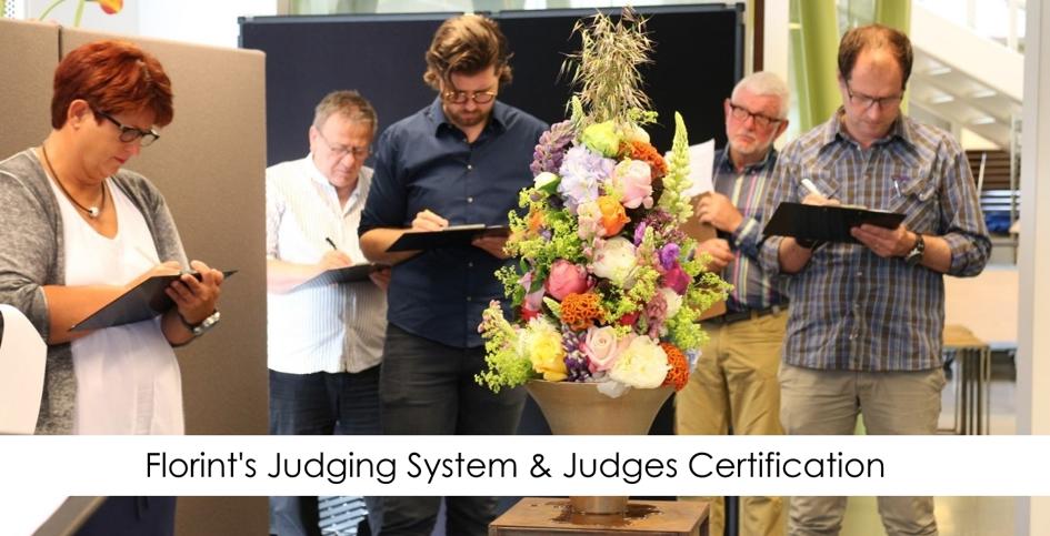 Florint's Floristry Judging System