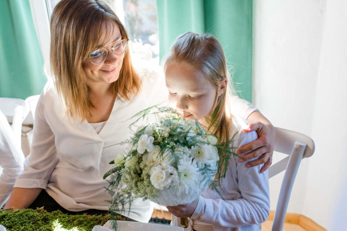 Inspiration for professional florists: Mother's Day