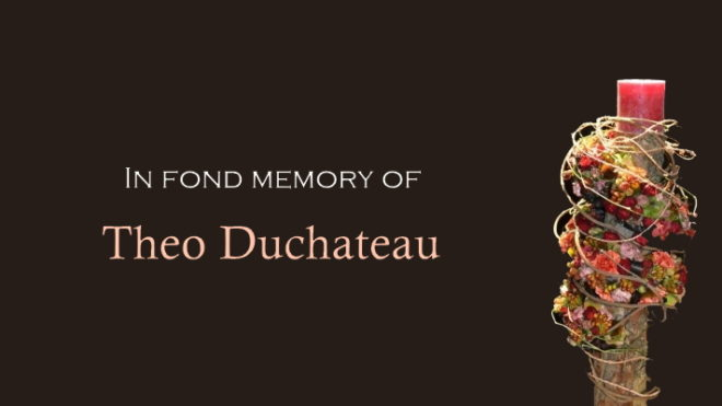 In memoriam: Theo Duchateau, former President of the International Florist Organisation