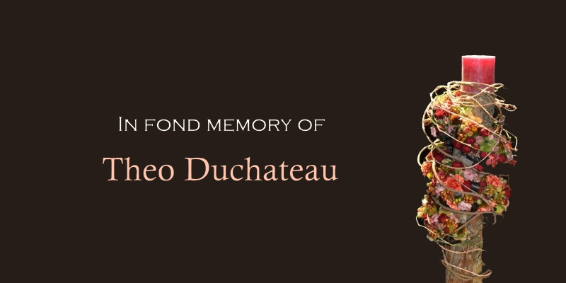 In memoriam: Theo Duchateau, former President of the International Florist Organisation