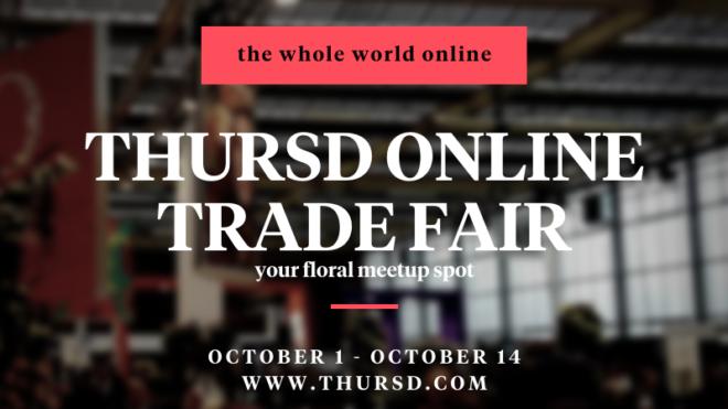 Thursd Online Trade Fair 2020