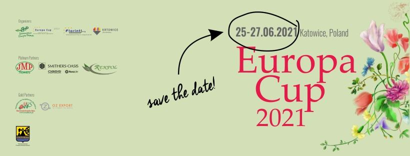 Registration for Florint's EUROPA CUP reopens temporarily: last chance to take part for courageous florists!