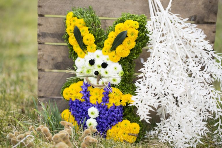 Easter inspiration for professional florists
