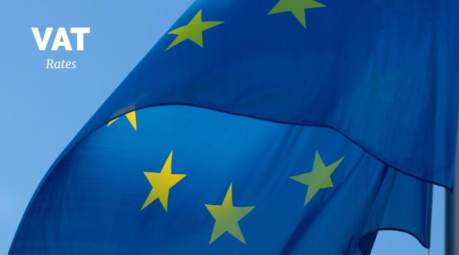 VAT Rates in the EU Member States in 2021