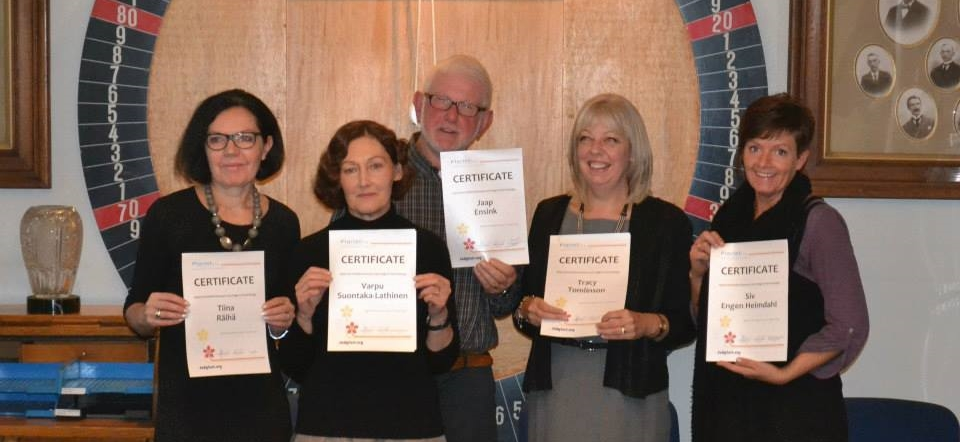 certified floristry judges
