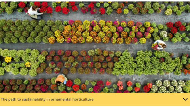 AIPH Conference: The path to Sustainability in Ornamental Horticulture