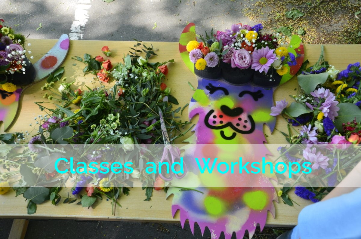 Flower Workshops: can they add value for you..?
